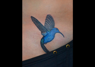 Tattoo Kolibri