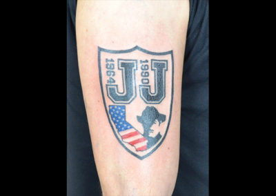 Tattoo Amerika JJ