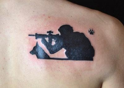 Soldat Tattoo